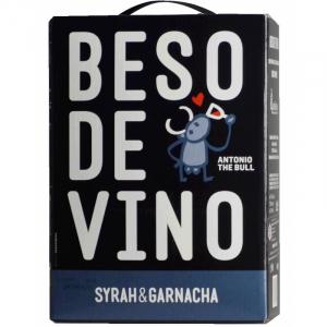 Beso de Vino Bag in Box 3L