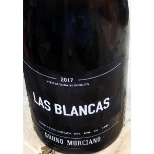 Las Blancas de Bruno Murciano