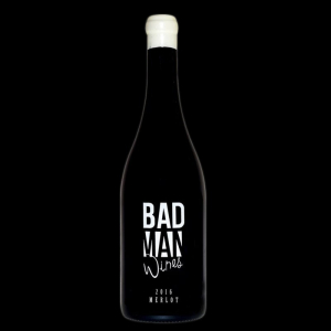 Badman Wines Merlot